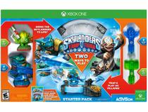 Skylanders Trap Team  Starter Pack - para Xboxe One Activision 2 unidades