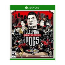 Sleeping Dogs: Definitive Edition - Xbox One - Square Enix