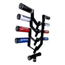 Slider cg titan (adesivo) + slider roda - Aurorense