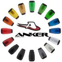 Slider Dianteiro Par Kawasaki Versys 300 18/XX (exceto Tourer) Anker -