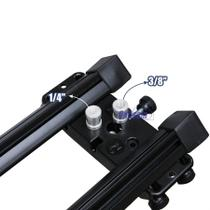 Slider Para Camera E Smartphone - 1 Metro Completo - Alhva