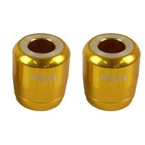 Slider Tforce Ninja 300 Dourado - Team force