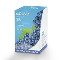 Slim - 12 Envelopes 15g - Uva - Moove Nutrition -