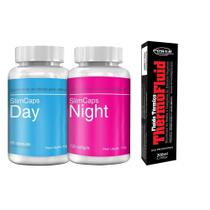 SlimCaps (Kit Dia e Noite) + ThermoFluid - Power supplements