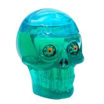 Slime Assustador - Skulz - Azul - DTC -