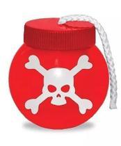 Slime Bomba Pirata Caixa com 12 Unidades - Dtc