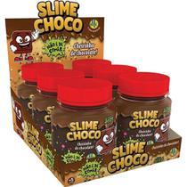 Slime Choco Chocolate de Avela com Cheirinho 250 g Dtc 5209 - Dtc (Brinquedos)