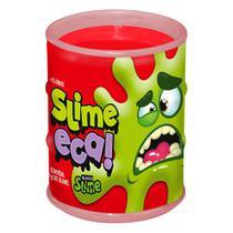 Slime Eca Vermelho - 60g - DTC -