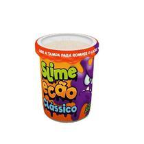 Slime Ecão Clássico Laranja 110G - DTC -