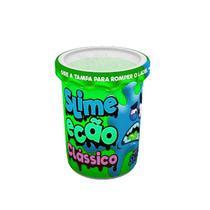Slime Ecão Clássico Verde 110G - DTC -