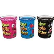Slime Ecão Glitter DTC 5055 110g -