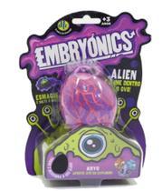 Slime Embryonics Alien Surpresa Roxo ou rosa -  DTC -