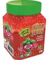 Slime Jelly Geleia De Morango Com Cheirinho 300 G Dtc 5208 - Clio Pets