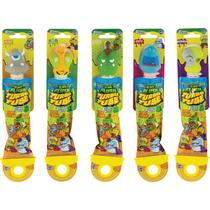 Slime Turbo Tubo Kit com 5 Tubos Personagens DTC - Combo