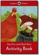 Sly fox and red hen - ladybird readers - level 201 - Lazuli -