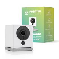 Smart Câmera Wi-Fi 1080p Full HD Positivo Casa Inteligente - Compatível com Alexa -