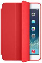 Smart Case Ipad Mini 1 2 3 Apple Sensor Sleep Premium Vermelha - Importada