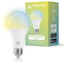 Smart Lâmpada LED Positivo Casa Inteligente com WiFi Bivolt -