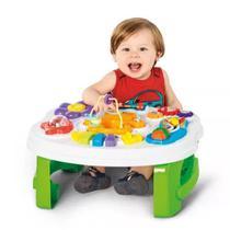 Smart Table Centro Mesa de Atividades com Melodia Calesita Ref 812 -