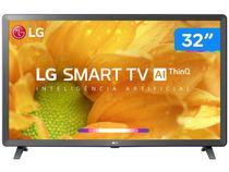 "Smart TV 32"" HD LED LG 32LM627BPSB 60Hz - Wi-Fi Bluetooth 2 HDMI 1 USB"