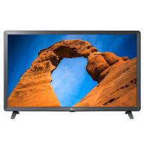 Smart TV 32 LCD LED LG 32LK615BPSB, HD, com Wi-fi, 2 USB, 2 HDMI, WebOS 4.0 e Time Machine -