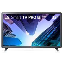 "Smart TV 32"" LED LG 32LM625BPSB HD com Wi-Fi, 2 USB, 3 HDMI e 60Hz -"