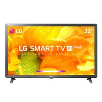 """Smart TV 32"""" LED LG 32LM625BPSB HD com Wi-Fi, 2 USB, 3 HDMI, ThinQ AI, Bluetooth, WebOS 4.5, HDR Ativo e 60Hz -"""