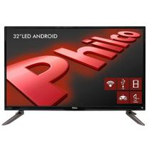 "Smart TV 32"" LED Philco PH32C10DSGWA, Android, Wi-Fi, USB, HDMI - Bivolt -"