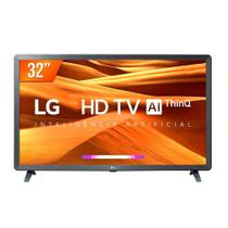 Smart TV 32 Pol LG 32LM621CBSB LED HD Conv Digital Wi-Fi Bluetooth 3 HDMI 2 USB -
