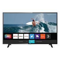 """Smart TV 43"""" LED AOC 43S5295/78G com WiFi, 2 USB, 3 HDMI, Controle com Botão Netflix e 60Hz -"""