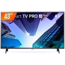 Smart Tv 43' Lg Led Full Hd, Wi-Fi, Thinq Ai - 43Lm631C0Sb -