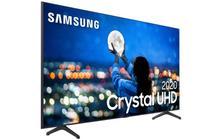 Smart TV 43 Polegadas 4K Samsung 43TU700BT Crystal WiFi Borda Infinita Controle Remoto Único -