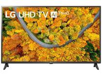 """Smart TV 43"""" Ultra HD 4K LED LG 43UP7500PSF 60Hz Wi-Fi Bluetooth Alexa 2 HDMI 1 USB -"""