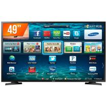Smart TV 49 LED Samsung LH49BENELGA, Business TV, Full HD, HDMI, USB, Preto - LH49BENELGA/ZD