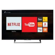 "Smart TV 49"" LED Sony KD-49X705 4K, XR240, Motionflow x Reality Pro -"