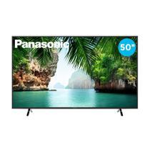 "Smart TV 4K 50"" Panasonic LED Ultra HD TC-50GX500B Web Browser com Espelhamento HDR 3 HDMI 1 USB -"