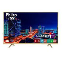 Smart TV 4K 55 Polegadas LED UltraHD PTV55U21DSWNC Philco -