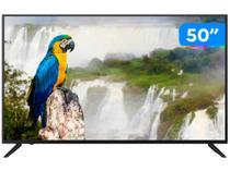 """Smart TV 4K HQLED 50"""" JVC LT-50MB708 Android - Wi-Fi Bluetooth HDR 4 HDMI 3 USB"""