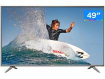 """Smart TV 4K LED 49"""" Semp SK6200 Wi-Fi HDR - 3 HDMI 2 USB"""