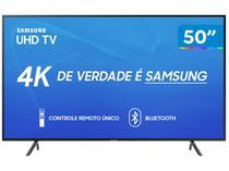 """Smart TV 4K LED 50"""" Samsung UN50RU7100 Wi-Fi - HDR 3 HDMI 2 USB"""