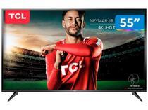 """Smart TV 4K LED 55"""" TCL P65US Wi-Fi HDR - 3 HDMI 2 USB"""
