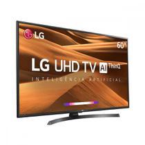 Smart TV 4K LED 60 LG 60UM7270PSA Wi-Fi 3 HDMI Preto -