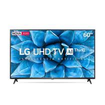 "Smart TV 4K LED 60"" LG 60UN7310PSA Wi-Fi Bluetooth - HDR Inteligência Artificial 3 HDMI 2 USB -"