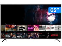 """Smart TV 4K LED 65"""" Philco PTV65F80SNS - Wi-Fi HDR 3 HDMI 2 USB"""