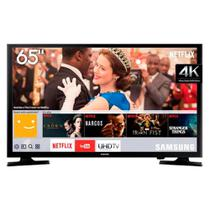 Smart TV 4K LED 65 Polegadas Samsung LH65BENELGA/ZD