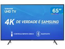 """Smart TV 4K LED 65"""" Samsung UN65RU7100 Wi-Fi - HDR 3 HDMI 2 USB"""