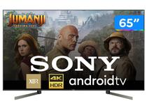 "Smart TV 4K LED 65"" Sony XBR-65X955G Android Wi-Fi - HDR Inteligência Artificial Conversor Digital"