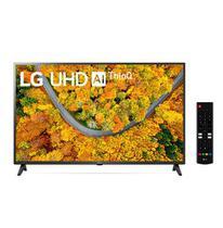 """Smart TV 4k LG 43"""" com Google Assistente, Painel de Controle, Otimizador de Games e Wi-fi - 43UP7500PSF -"""