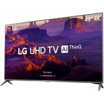 """Smart TV 4K LG 49UK6310, 49"""", Ultra HD, Quad-Core, 3 HDMI, 2 USB, Wi-Fi Integrado -"""