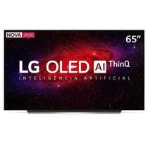 "Smart TV 4K LG OLED AI 65"" com Inteligência Artificial, Cinema HDR e Wi-Fi - OLED65CXPSA -"